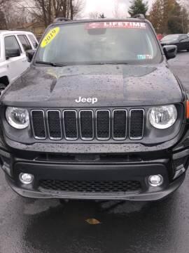 2019 Jeep Renegade for sale in Edinboro, PA