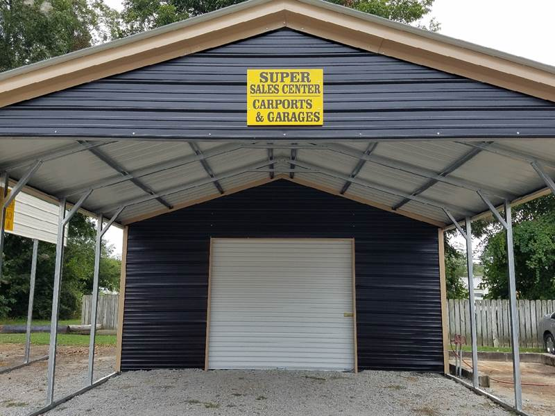 Z---Carport W/storage for sale at Rocky Mount Motors in Battleboro NC