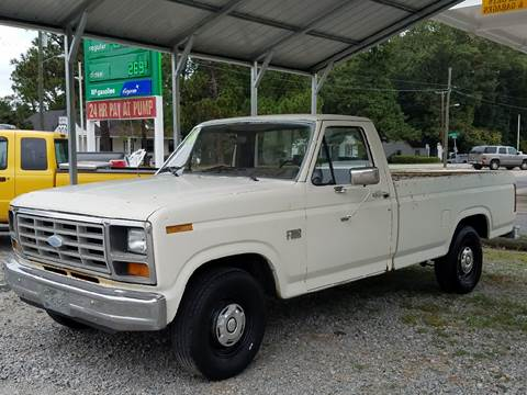1986 Ford F-150 for sale in Battleboro, NC