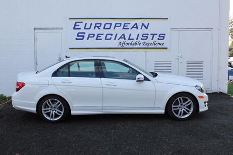2014 Mercedes-Benz C-Class for sale in Branford, CT
