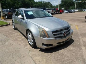 2008 Cadillac CTS for sale in Cypress, TX