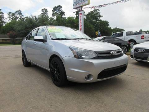 2010 Ford Focus for sale in Cypress, TX