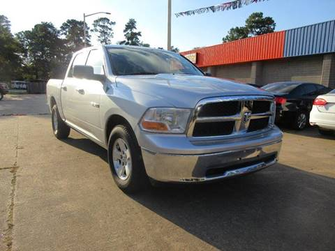 2009 Dodge Ram Pickup 1500 for sale in Cypress, TX