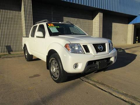 2012 Nissan Frontier for sale in Cypress, TX