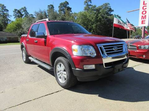 2010 Ford Explorer Sport Trac for sale in Cypress, TX