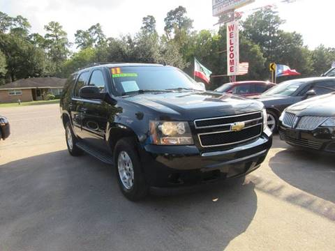 2011 Chevrolet Tahoe for sale in Cypress, TX