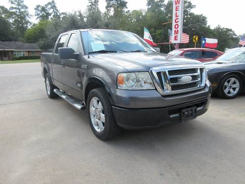 2008 Ford F-150 for sale in Cypress, TX