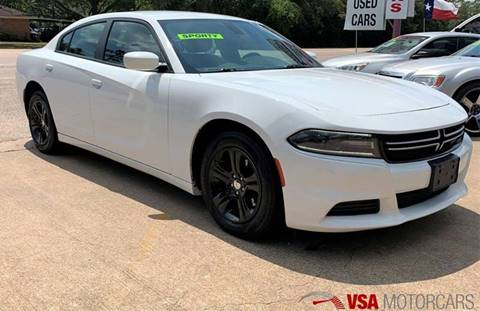 2015 Dodge Charger for sale in Cypress, TX