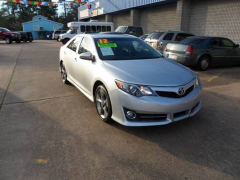 2012 Toyota Camry for sale in Cypress, TX
