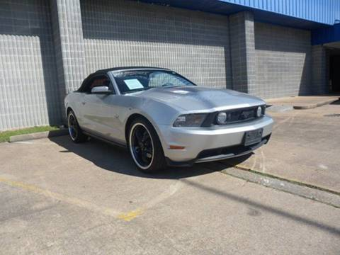 2010 Ford Mustang for sale in Cypress, TX