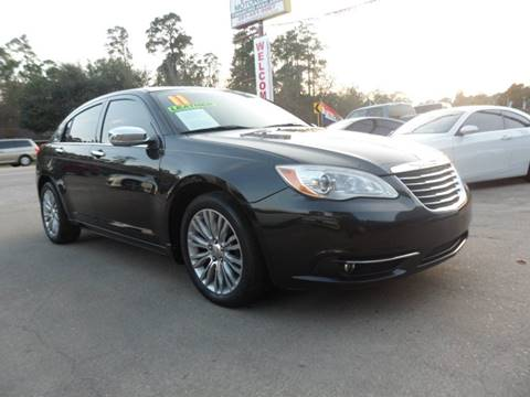 2011 Chrysler 200 for sale in Cypress, TX