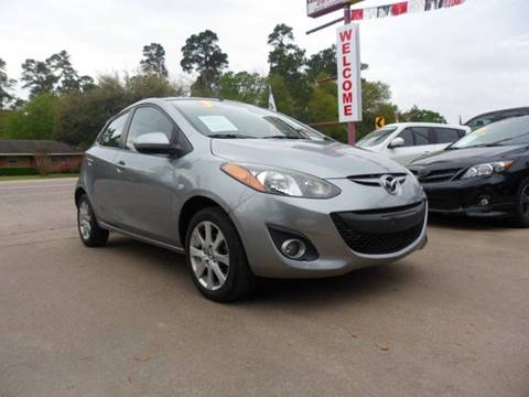 2013 Mazda MAZDA2 for sale in Cypress, TX
