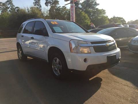 2008 Chevrolet Equinox for sale in Cypress, TX