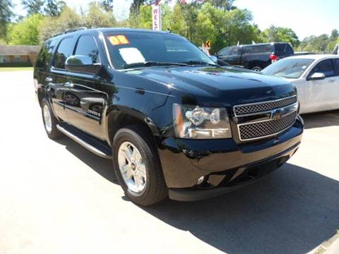 2008 Chevrolet Tahoe for sale in Cypress, TX