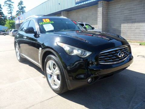 2010 Infiniti FX35 for sale in Cypress, TX