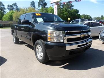 2009 Chevrolet Silverado 1500 for sale in Cypress, TX