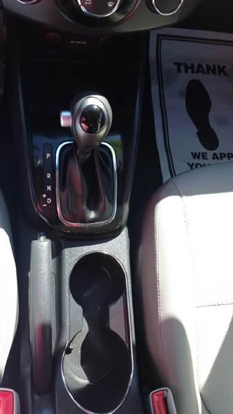 2012 Kia Forte EX 4dr Sedan 6A - Erie PA
