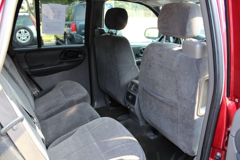 2003 Chevrolet TrailBlazer LS 4WD 4dr SUV - Erie PA