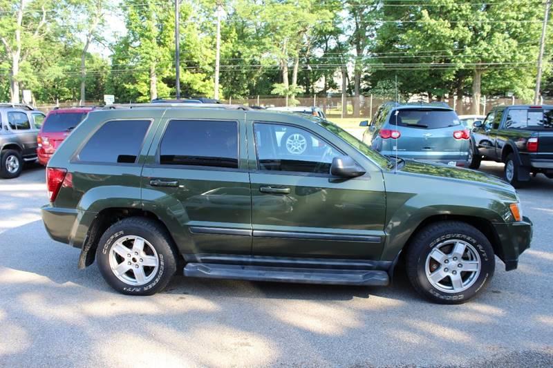 2007 Jeep Grand Cherokee Laredo 4dr SUV 4WD - Erie PA