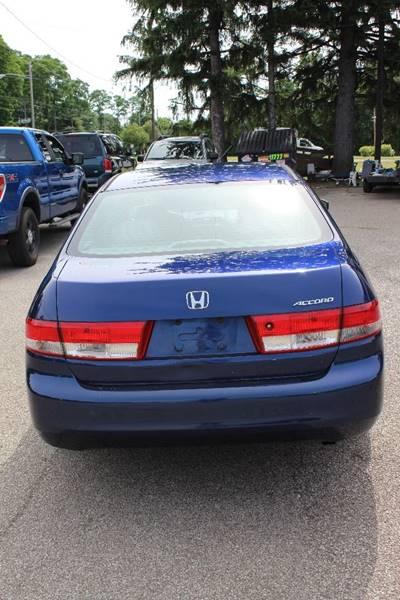 2003 Honda Accord LX 4dr Sedan - Erie PA