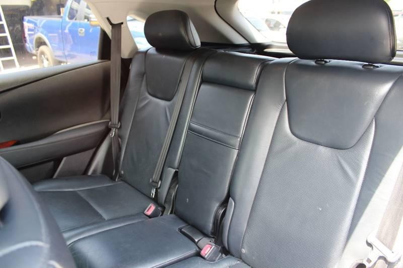 2011 Lexus RX 350 AWD 4dr SUV - Erie PA