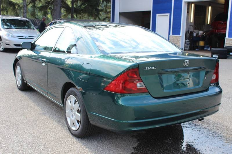 2001 Honda Civic EX 2dr Coupe - Erie PA