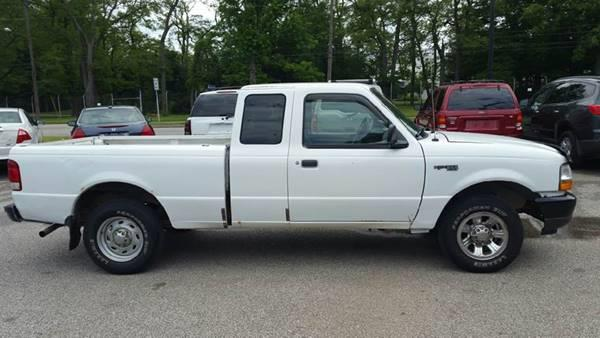 2000 Ford Ranger 2dr XL Extended Cab SB - Erie PA