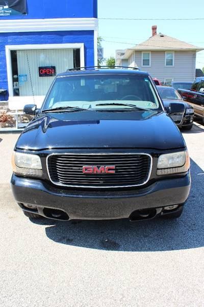 2000 GMC Yukon 4dr Denali 4WD SUV - Erie PA