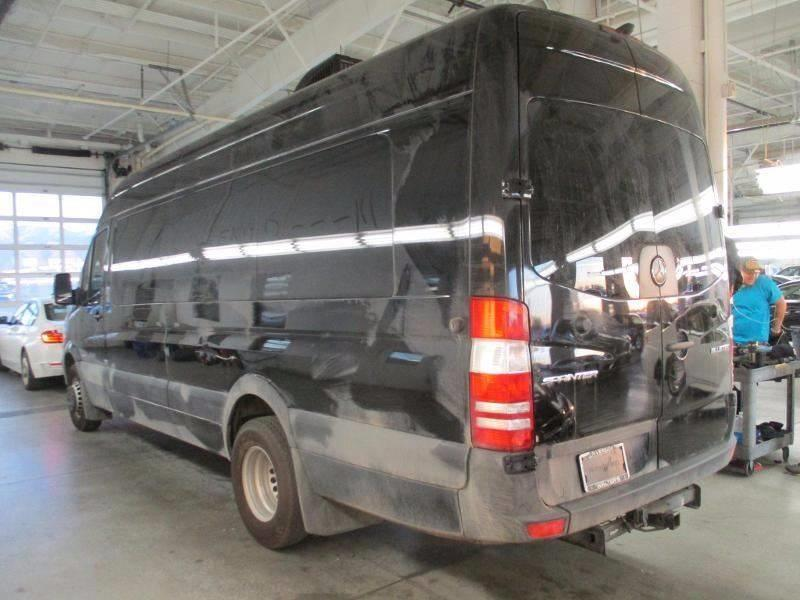 2016 Mercedes-Benz Sprinter Cargo 4x2 3500 170 WB 3dr DRW Cargo Van - Erie PA