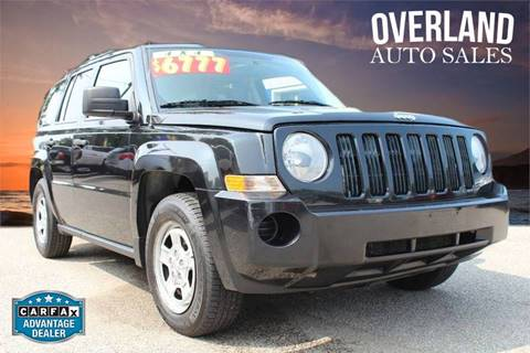 2008 Jeep Patriot for sale in Erie, PA