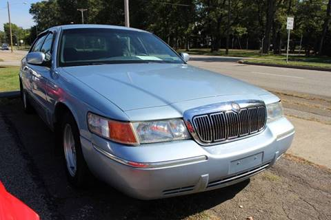 2000 Mercury Grand Marquis for sale in Erie, PA