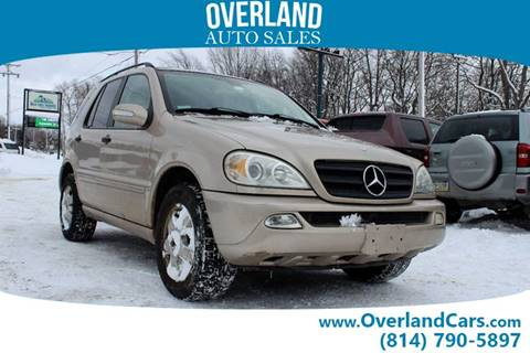 Mercedes benz for sale in erie pa for Mercedes benz for sale in pa