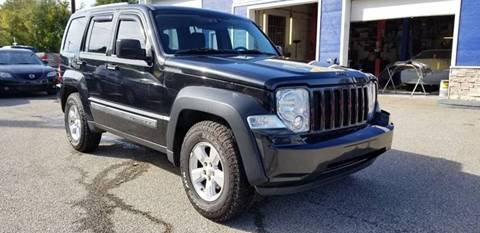 2009 Jeep Liberty for sale in Erie, PA
