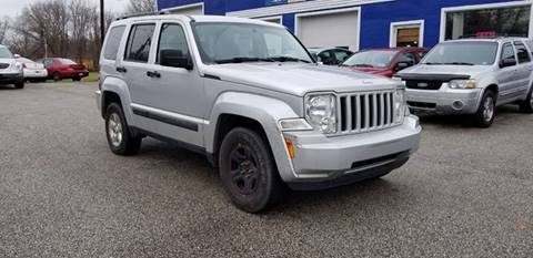 2010 Jeep Liberty for sale in Erie, PA