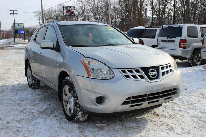 2011 nissan rogue awd sv 4dr crossover in erie pa. Black Bedroom Furniture Sets. Home Design Ideas