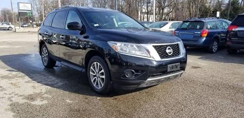 Nissan Erie Pa >> Nissan Pathfinder For Sale In Erie Pa Overland Auto Sales
