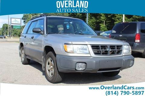 1999 Subaru Forester for sale in Erie, PA