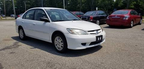 2004 Honda Civic for sale in Erie, PA