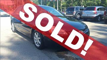 2004 Honda Accord for sale in Erie, PA