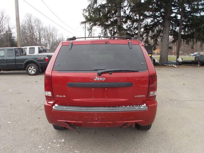 2005 Jeep Grand Cherokee 4dr Laredo 4WD SUV - Erie PA