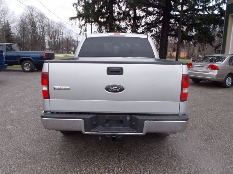 2006 Ford F-150 XLT 4dr SuperCrew 4WD Styleside 5.5 ft. SB - Erie PA