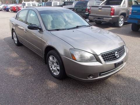 2006 Nissan Altima for sale in Erie, PA