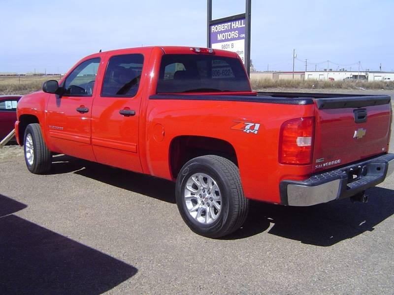 Chevrolet Used Cars Pickup Trucks For Sale Amarillo Robert Hall Motors