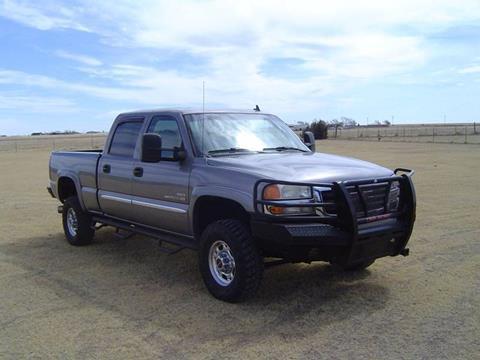 2006 GMC Sierra 2500HD for sale in Amarillo, TX
