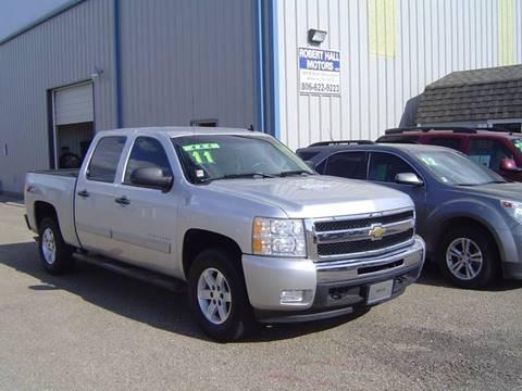 2011 Chevrolet Silverado 1500 for sale in Amarillo, TX