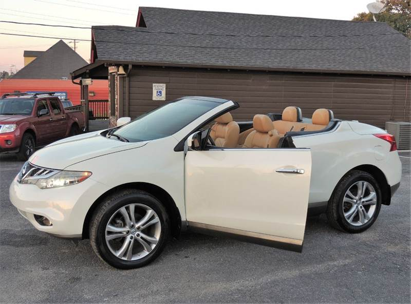 to and cube bye murano nissan suv convertible crosscabriolet say
