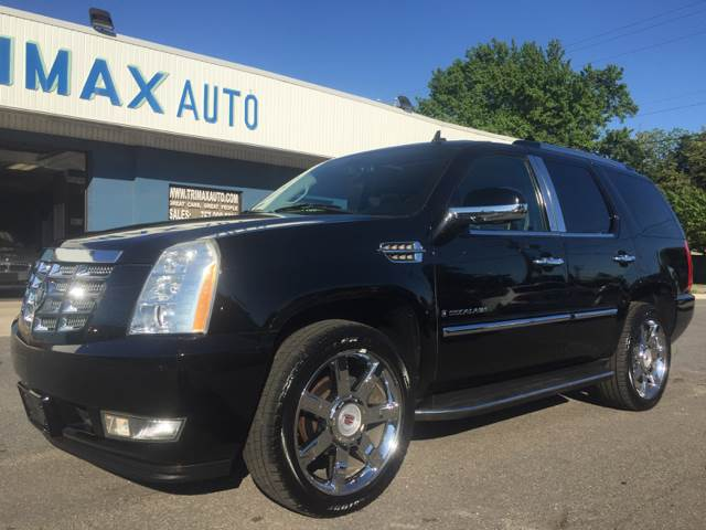 2009 Cadillac Escalade AWD 4dr SUV w/V8 Ultra Luxury
