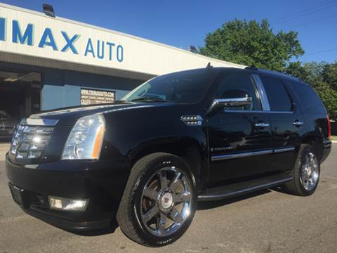 2009 Cadillac Escalade for sale at Trimax Auto Group in Norfolk VA