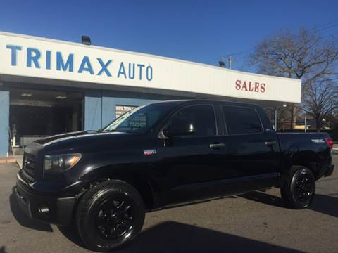 2007 Toyota Tundra for sale at Trimax Auto Group in Norfolk VA