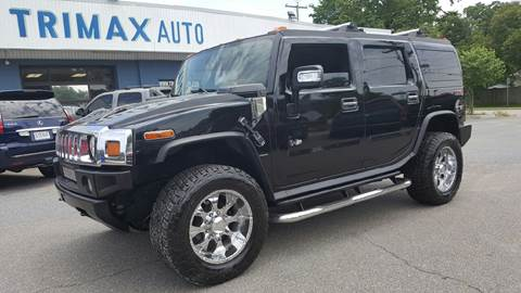 2006 HUMMER H2 for sale at Trimax Auto Group in Norfolk VA